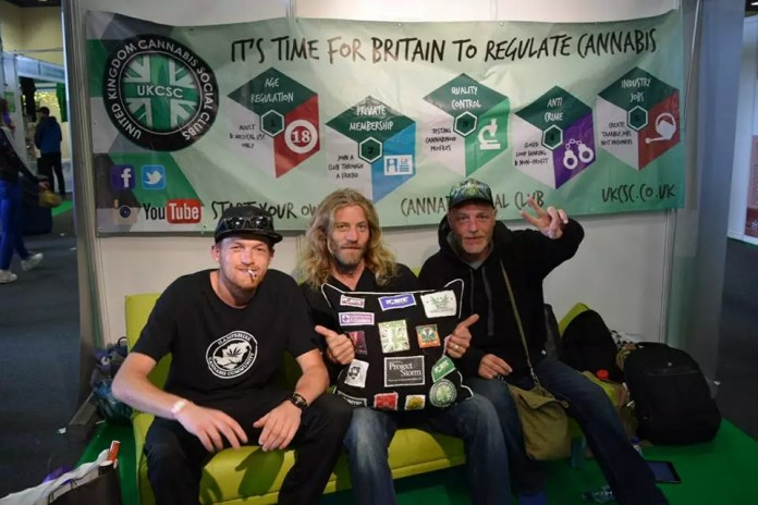 , Hampshire Cannabis Community