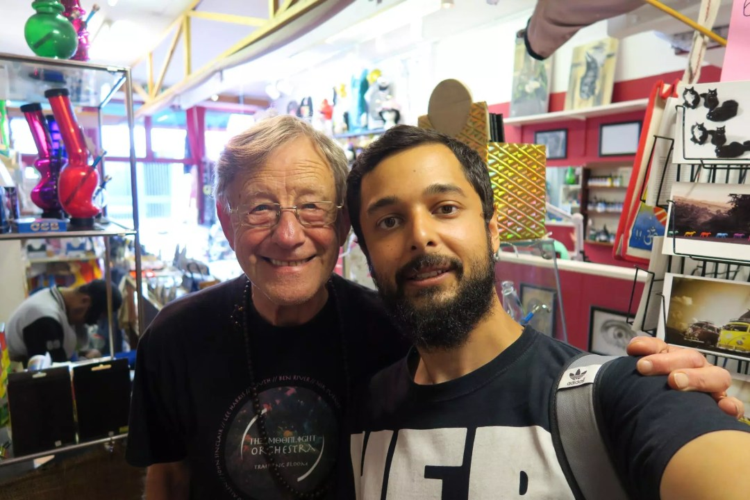 Lee Harris, ISMOKE Meets Lee Harris Owner of London's Oldest Head Shop, ISMOKE