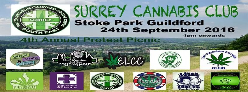upcoming cannabis events, Add these Upcoming Cannabis Events to Your Diary: Guildford, Brighton, Bristol, Basingstoke, ISMOKE