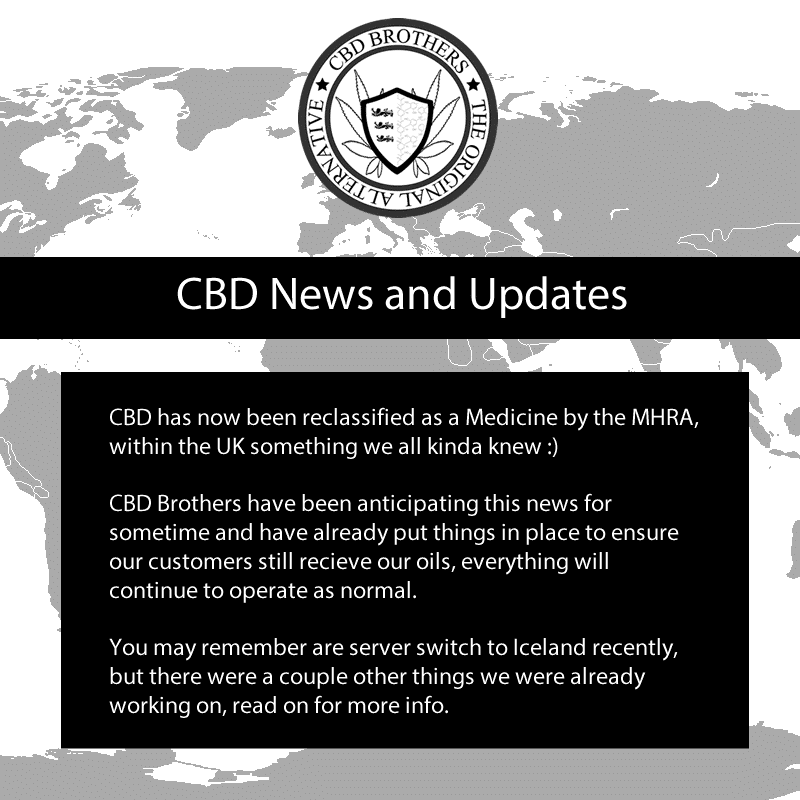 , The Future of the UK CBD Market : What Do We Know So Far?, ISMOKE