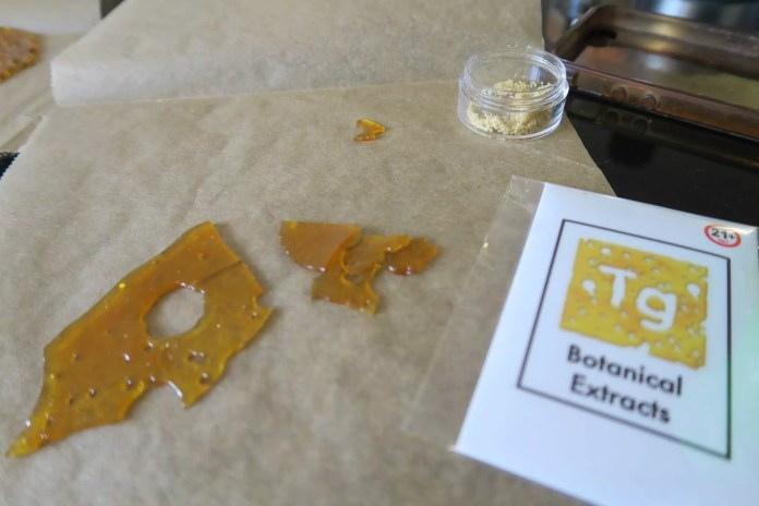 TG Botanical Extracts, We Met UK Cannabis Extractor TG Botanical Extracts