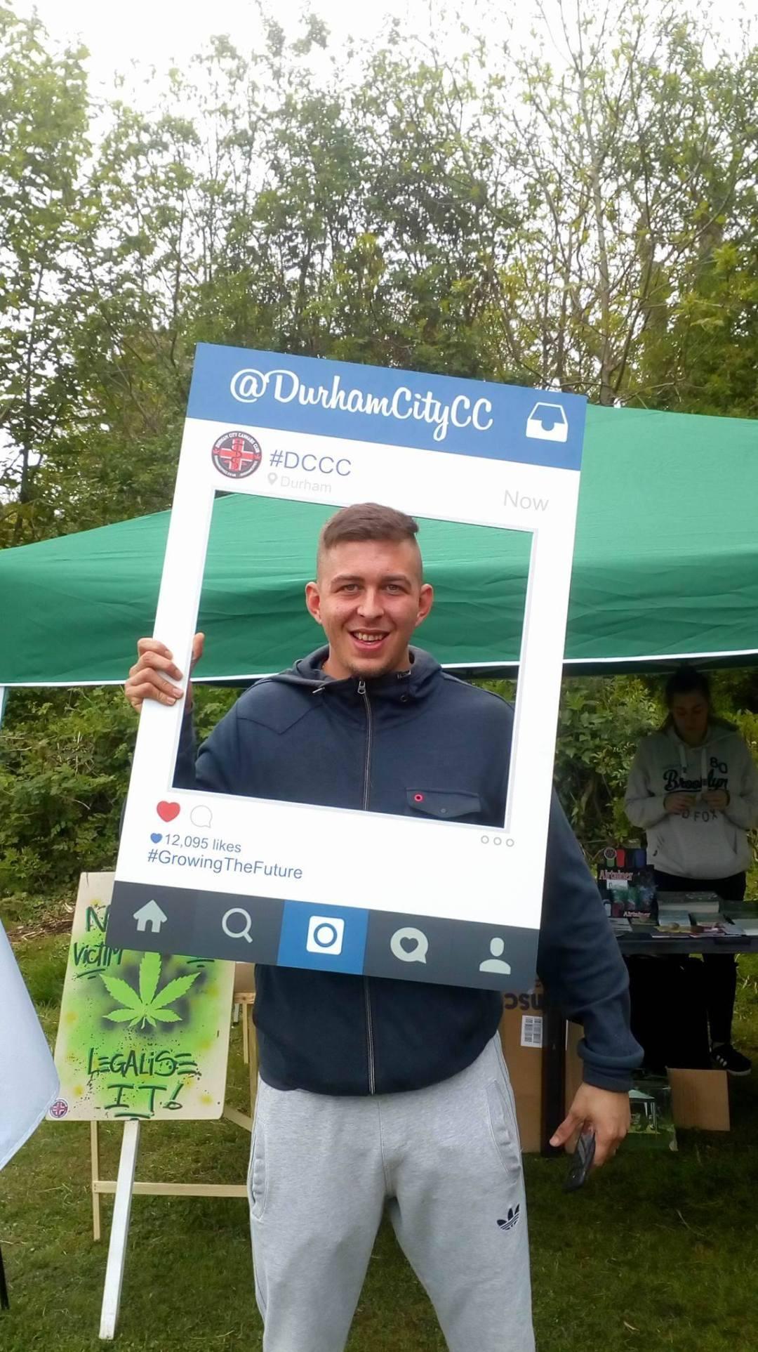 , Durham City Cannabis Club Springtime Session Event 2017, ISMOKE