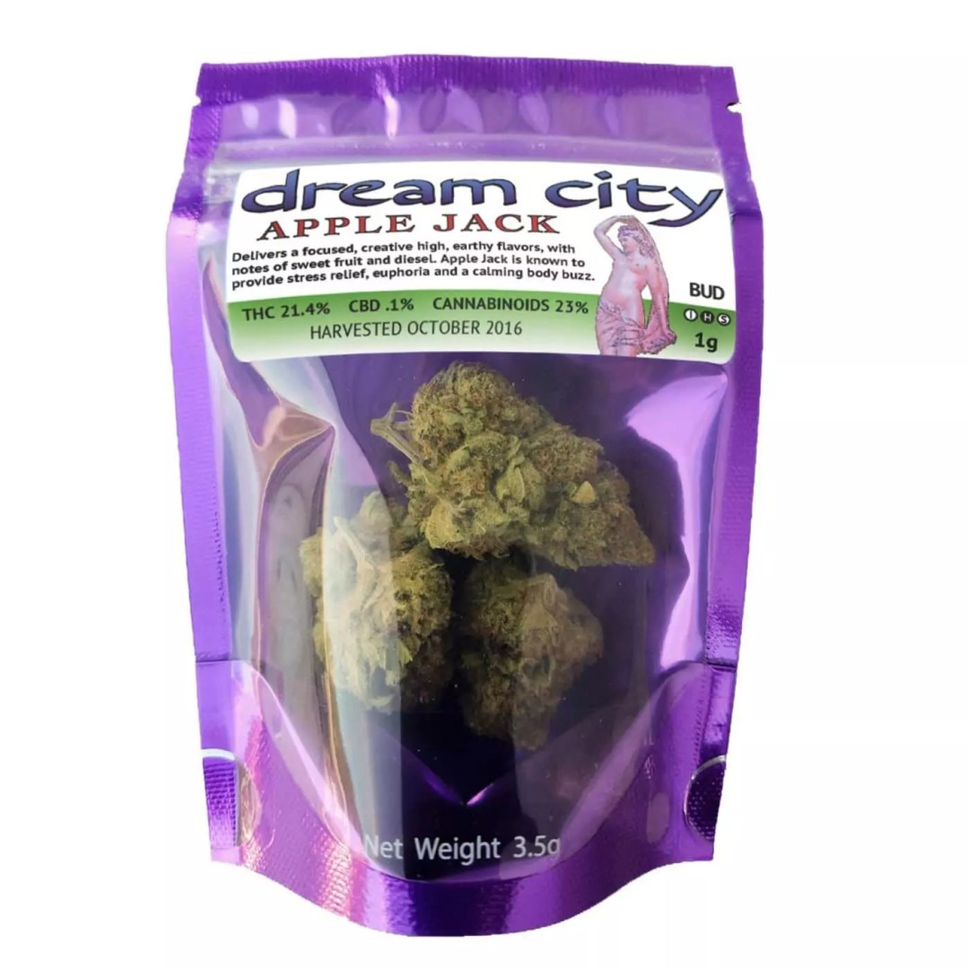 , Apple Jack ISMOKE Report – California Weed Review