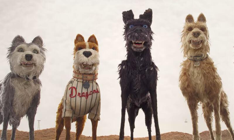 Isle of Dogs. Fotografía: 20th Century Fox
