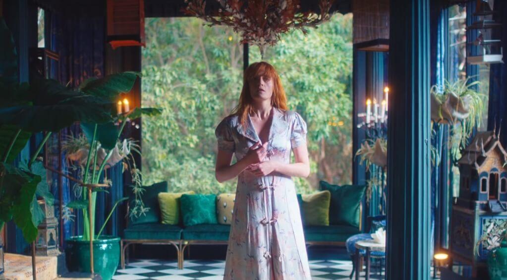"""Florence + The Machine lanzan una oda al amor y la belleza en su nuevo video, """"Hunger"""""""