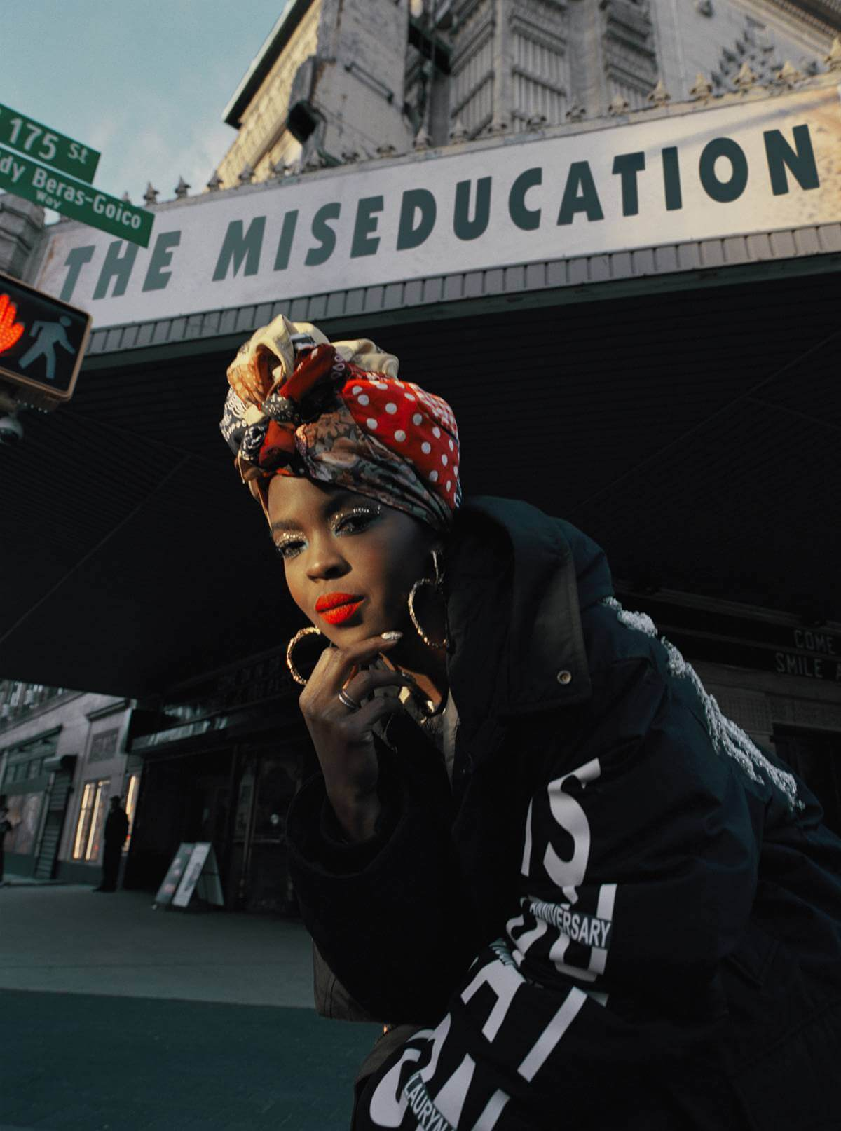 Lauryn Hill x Woolrich: Streetwear en clave de soul desde las calles de Harlem