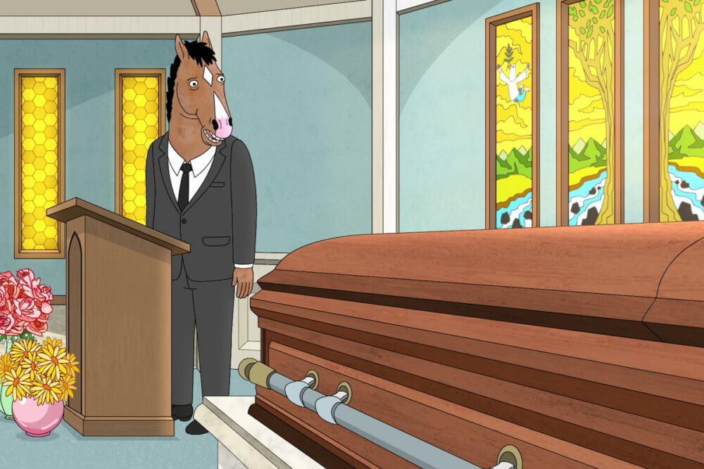 BoJack Horseman. Imagen: Netflix