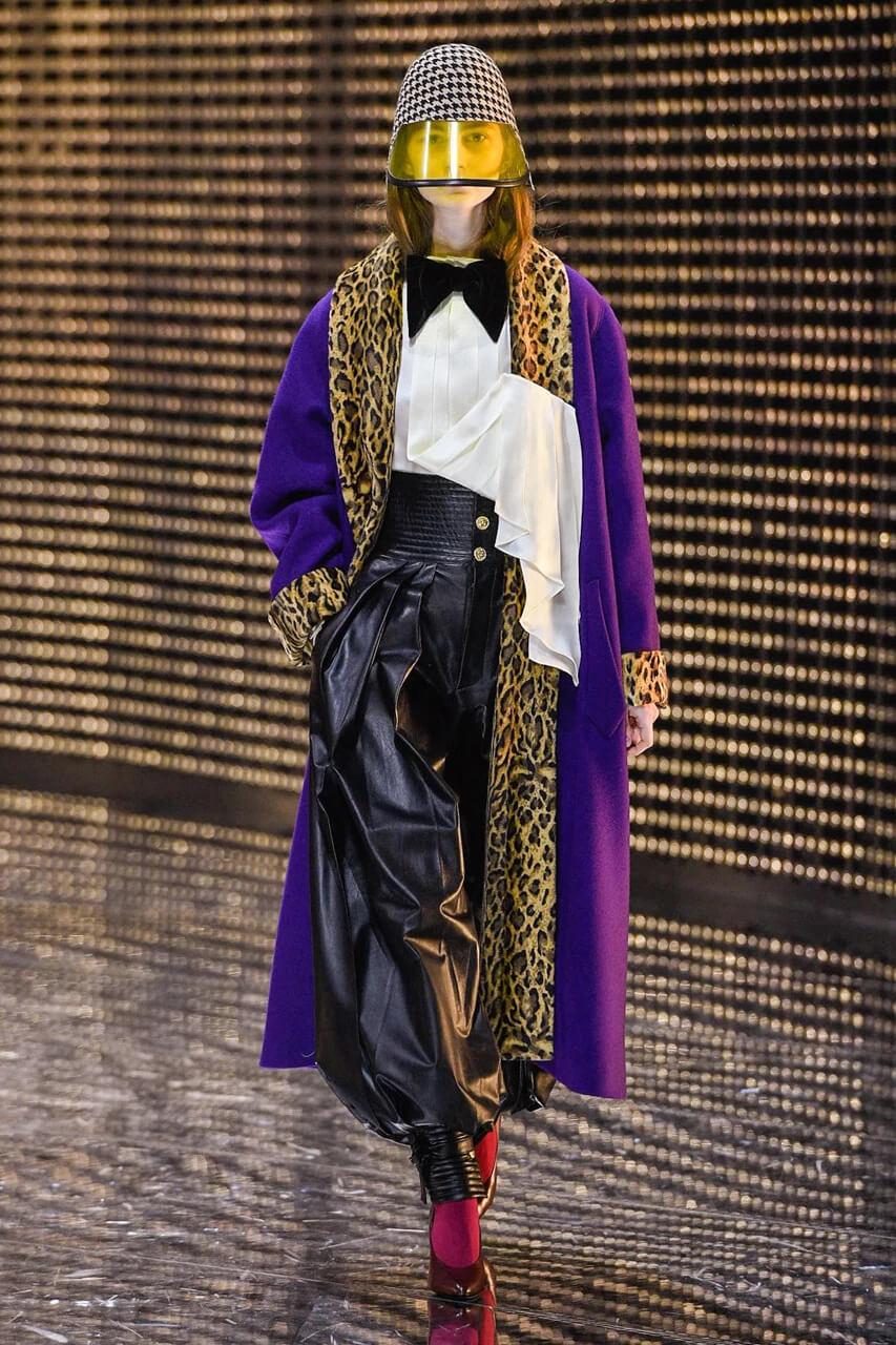 Gucci F/W 2019. Imagen: Filippo Fior