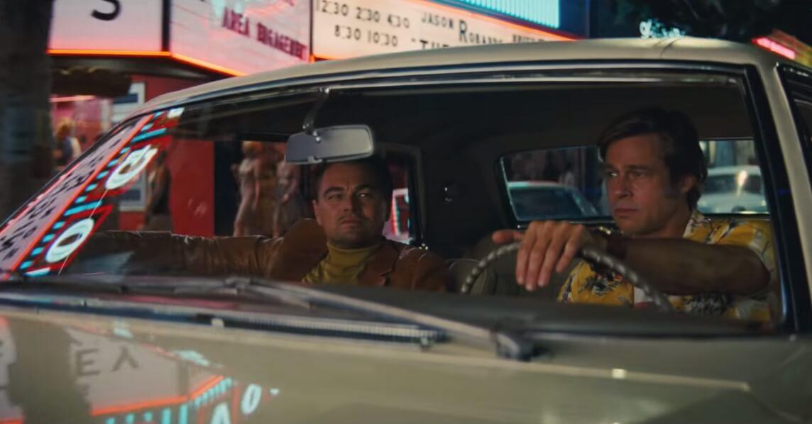 """""""Once Upon A Time In Hollywood"""": Quentin Tarantino nos lleva de vuelta a 1969 con Pitt y DiCaprio"""