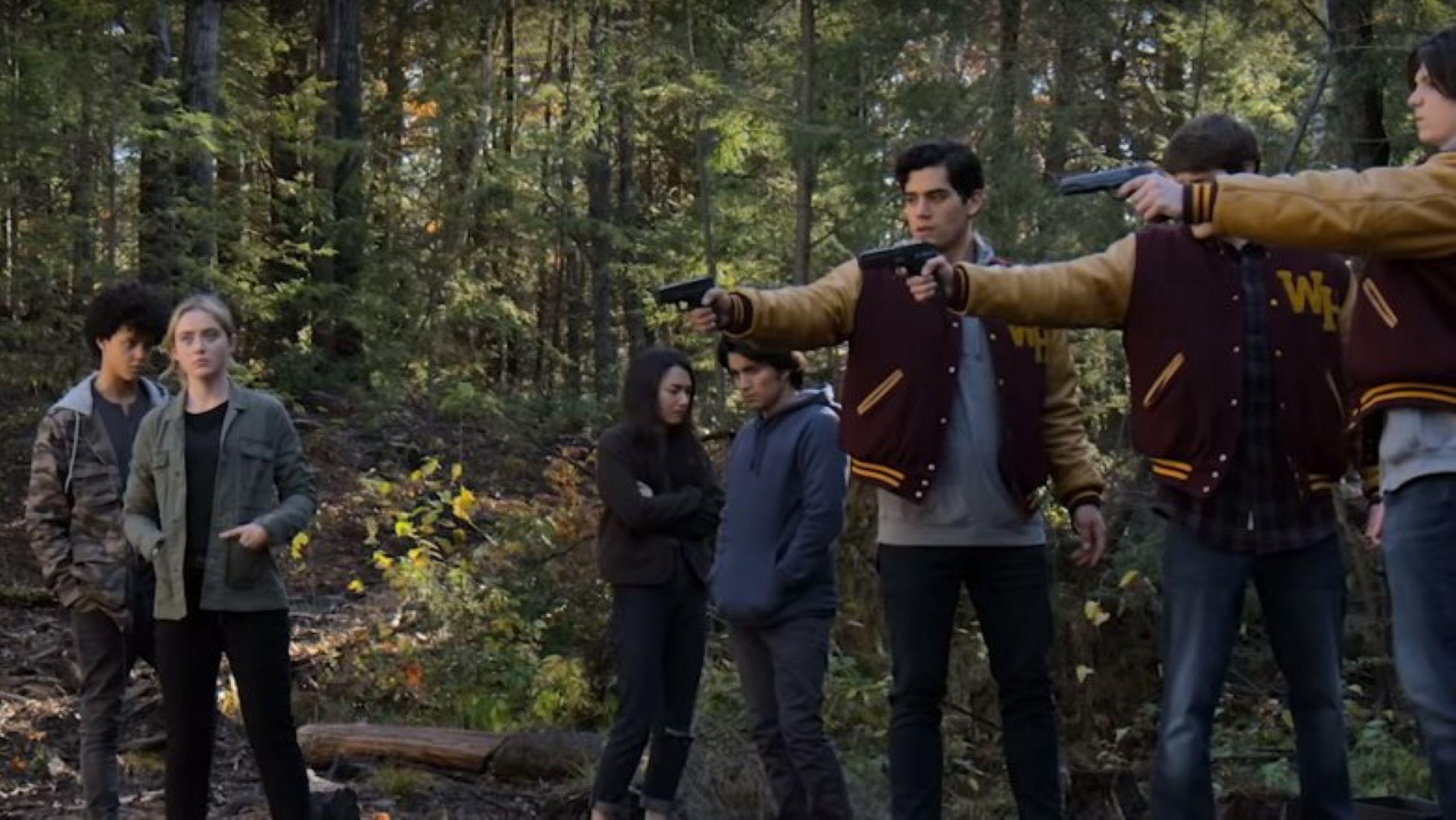 """""""The Society"""": La nueva serie adolescente de Netflix es un caótico thriller sobrenatural"""