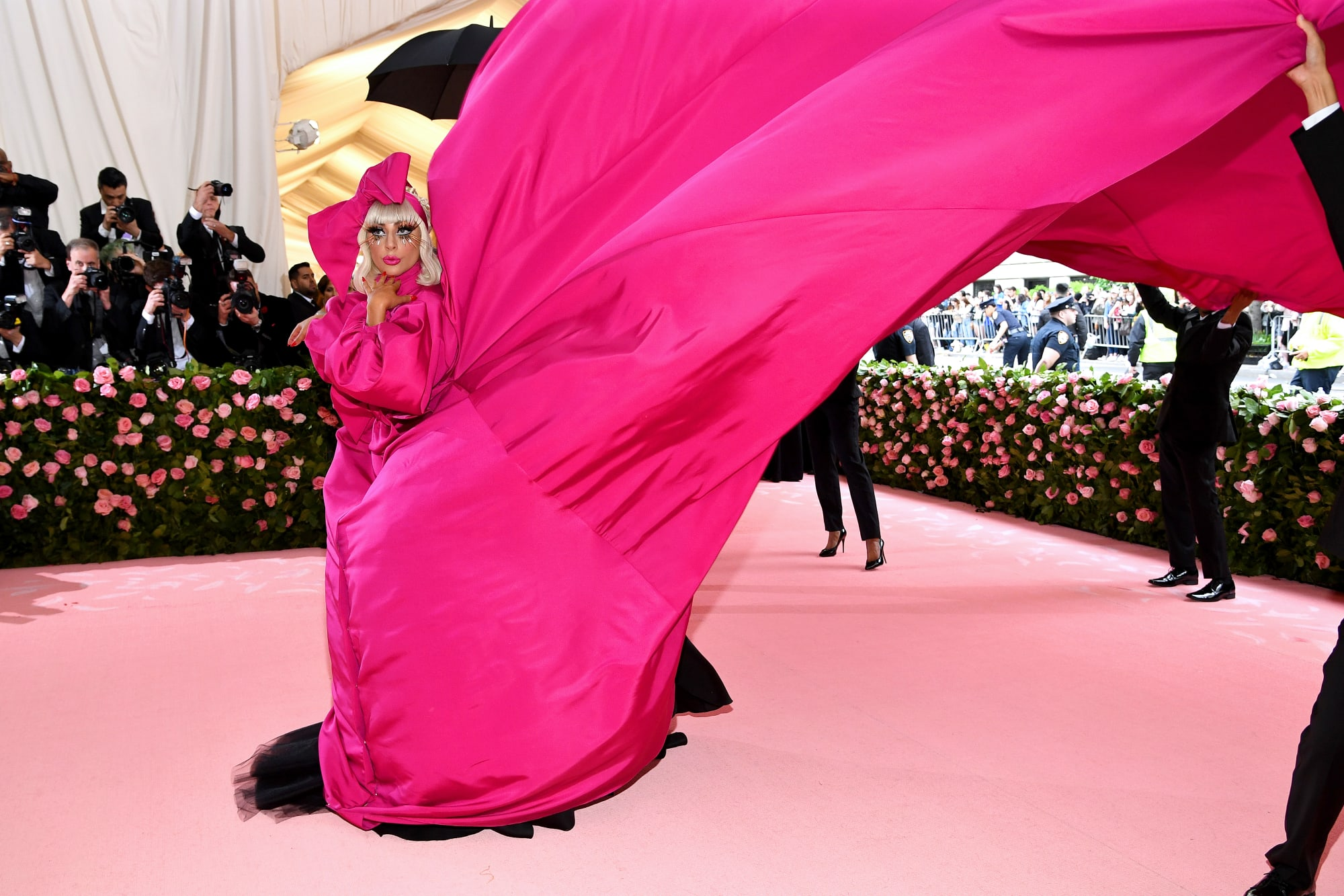 Lady Gaga. Fotografía: Angela Weiss/Getty Images