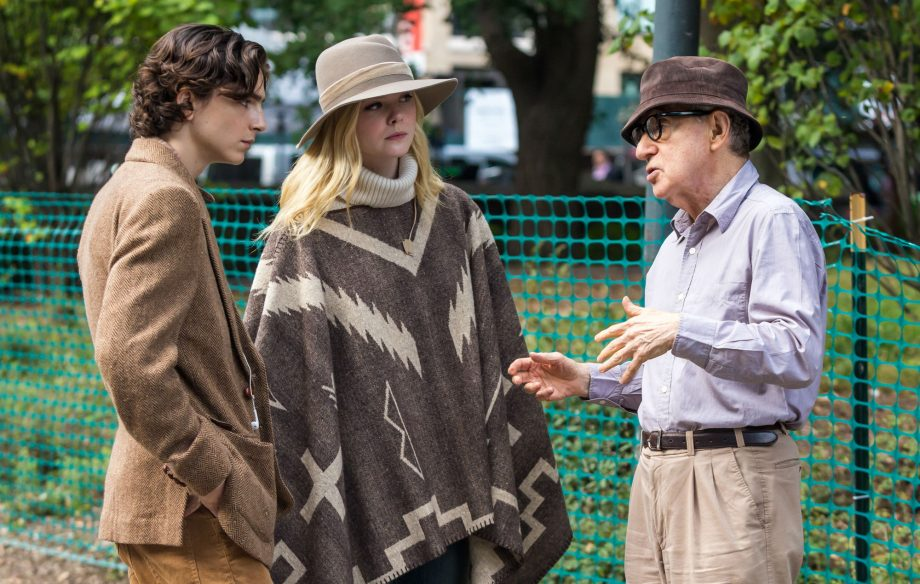 "Amazon le devuelve a Woody Allen los derechos de ""A Rainy Day In New York"""