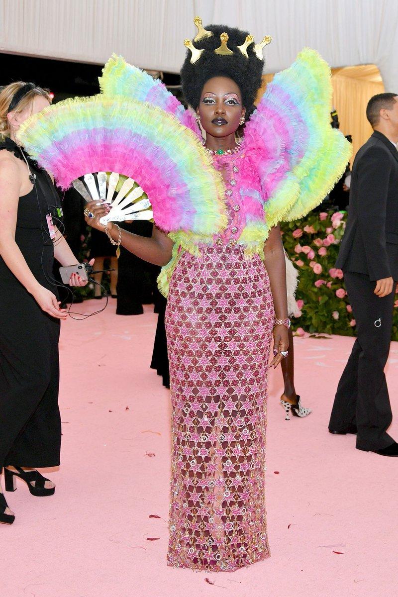 Lupita Nyong'o. Fotografía: Getty Images