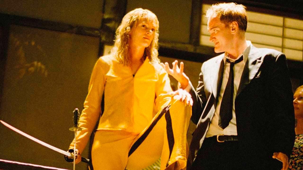 """Quentin Tarantino y Uma Thurman en conversaciones para """"Kill Bill 3"""""""