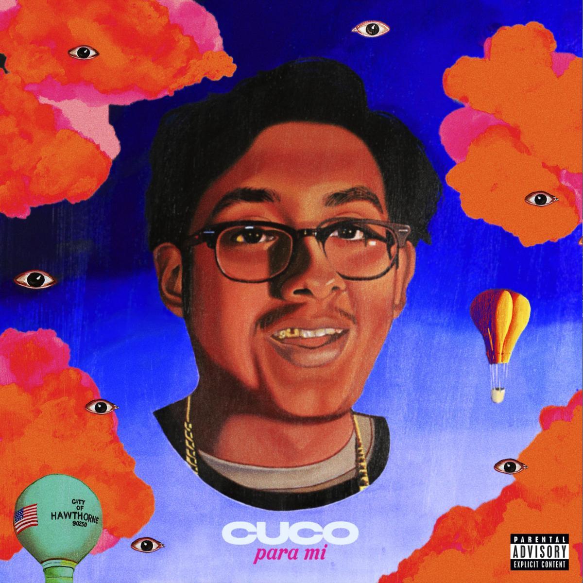 """Escucha """"Para Mí"""", el nuevo álbum de Cuco que te mostrará el lado más armonioso de la vida"""