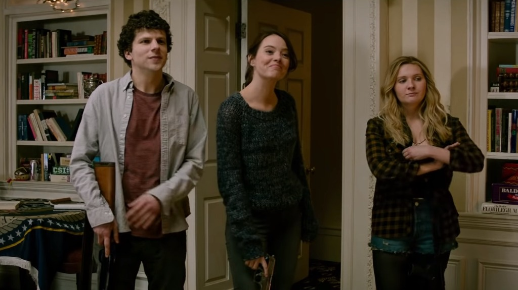 """Zombieland: Double Tap"": Emma Stone y Jesse Eisenberg regresan una vez más a destrozar zombies"