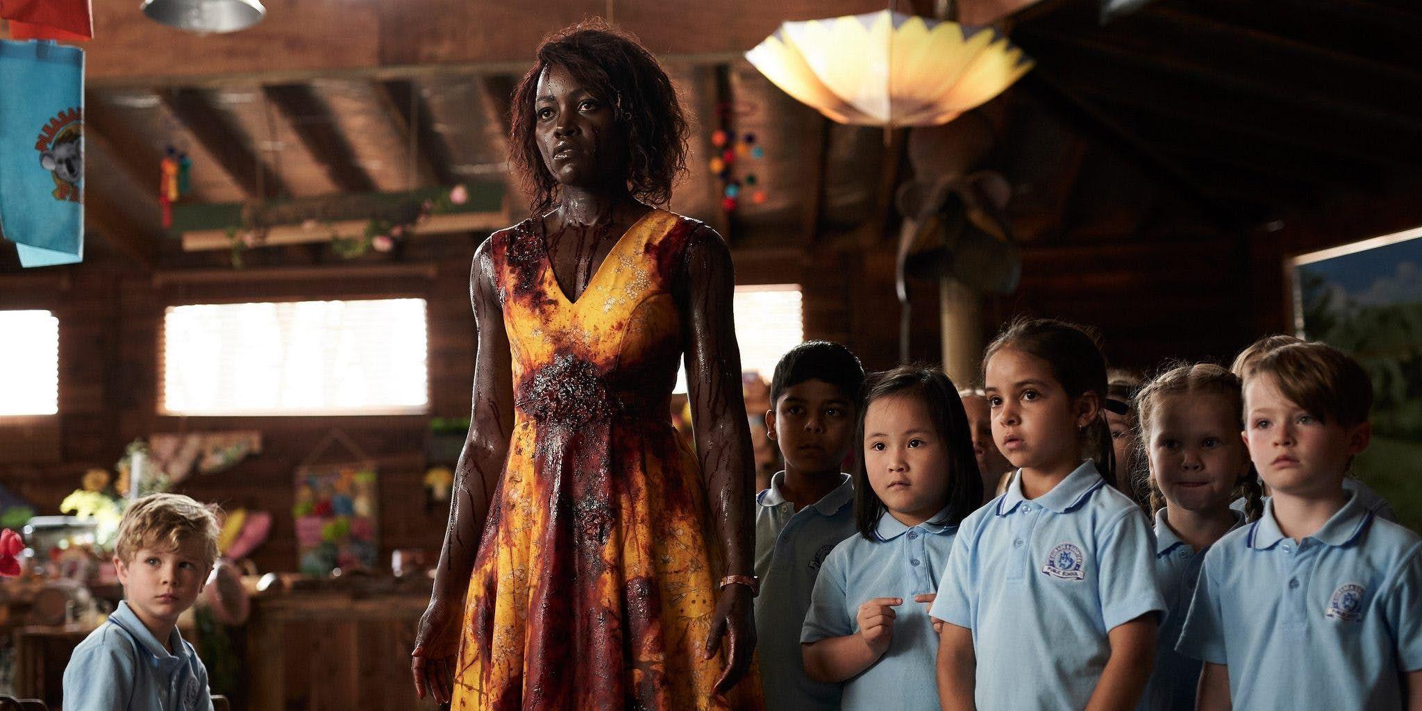 """""""Little Monsters"""": Lupita Nyong'o es una maestra que deberá salvar a sus alumnos en el medio de un apocalipsis zombie"""