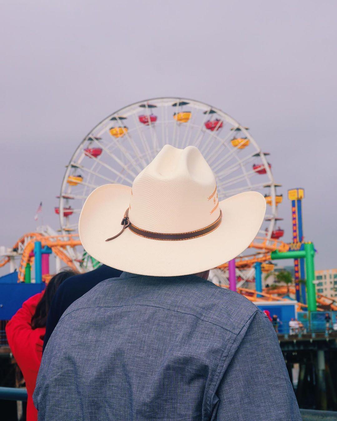 LA sombrero. Foto: Rodrigo Autric