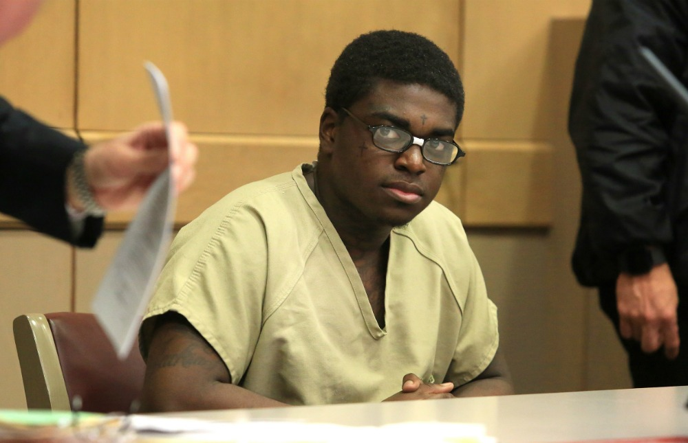 Kodak Black sentenciado a 12 meses adicionales de prisión por otro cargo de posesión de armas