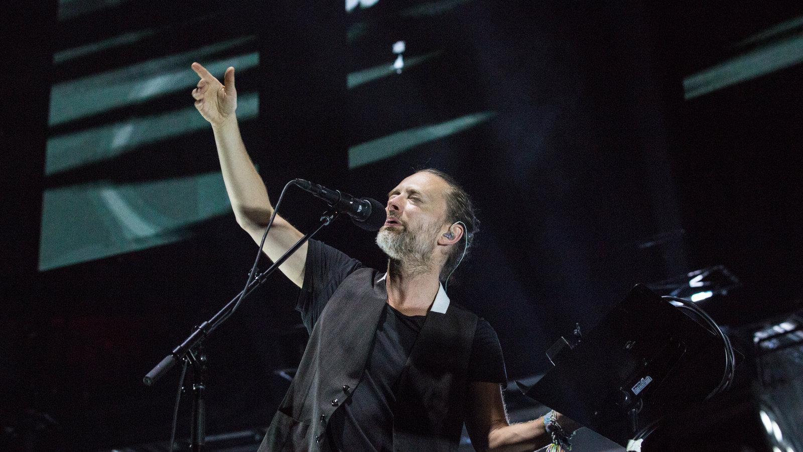 Radiohead hará streams semanales de sus conciertos hasta el final de la cuarentena
