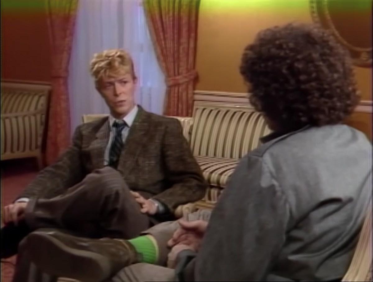 En 1983, David Bowie ya criticaba a MTV por no transmitir videos de artistas afroamericanos