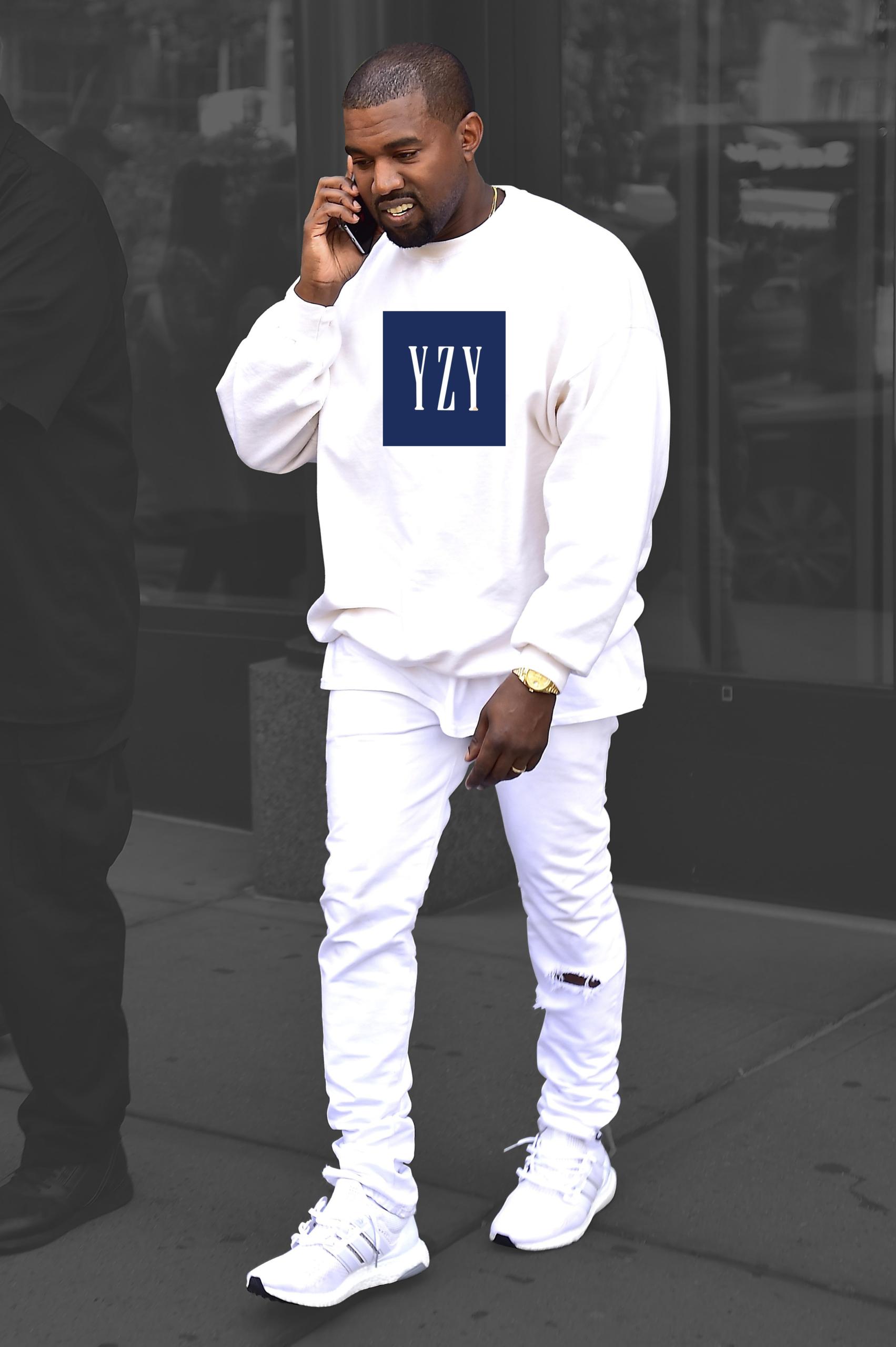 Kanye West y Gap se unen para colaborar en línea de ropa low cost hasta el 2030