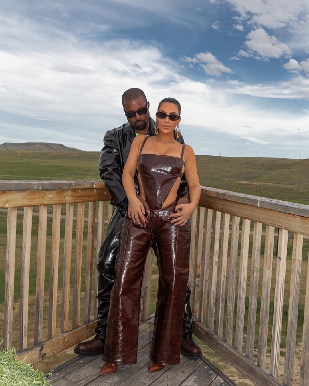 Kanye West se disculpa con Kim Kardashian luego de polémicos tweets