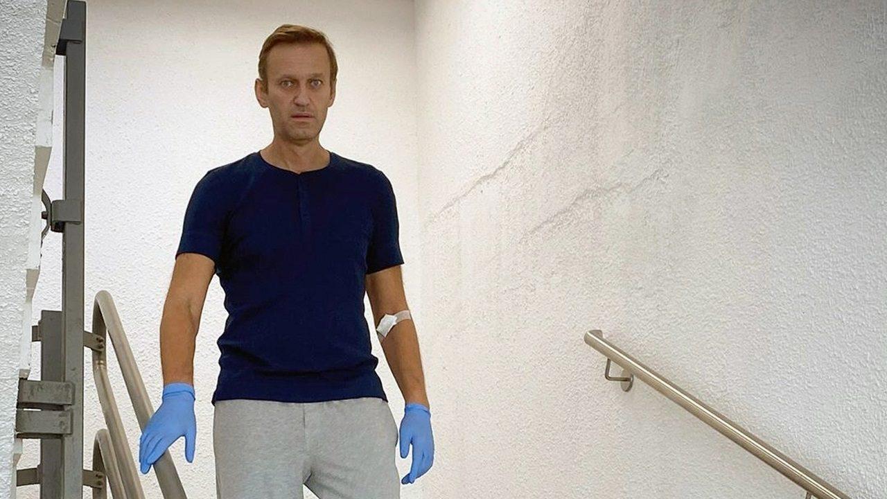Científico creador del Novichok se disculpa con Alexei Navalny tras su envenenamiento