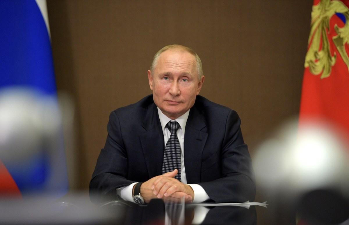 Rusia: Kremlin niega información de presunta renuncia de Vladimir Putin por diagnóstico de Parkinson