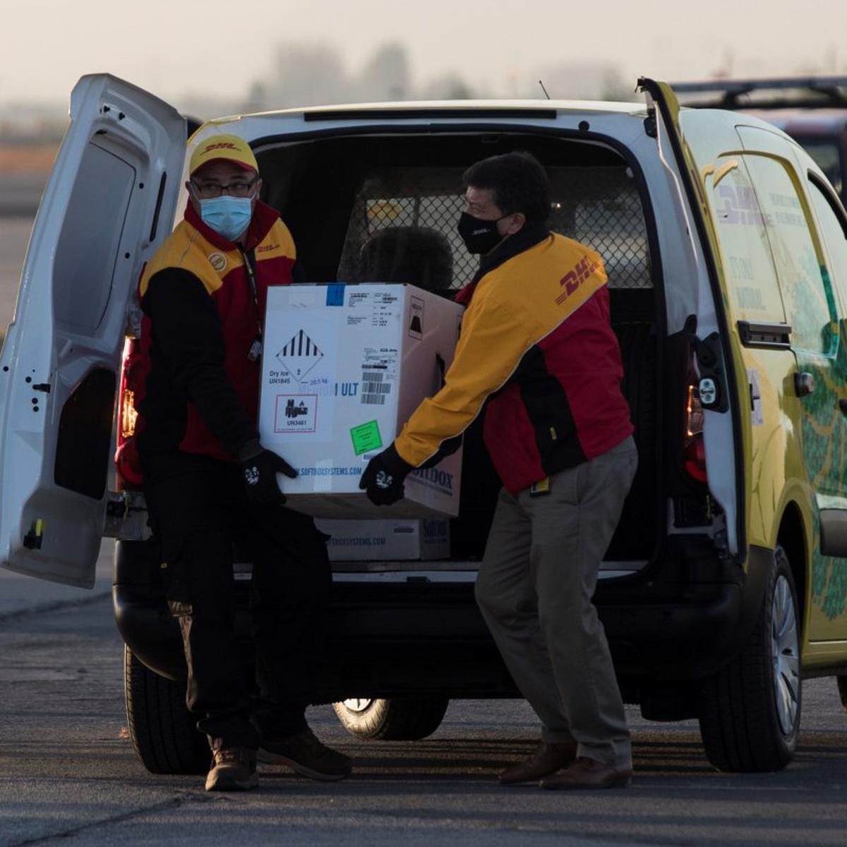 Coronavirus: Llega un nuevo lote de vacunas Pfizer a Chile; Perú extiende su toque de queda hasta el 17 de enero
