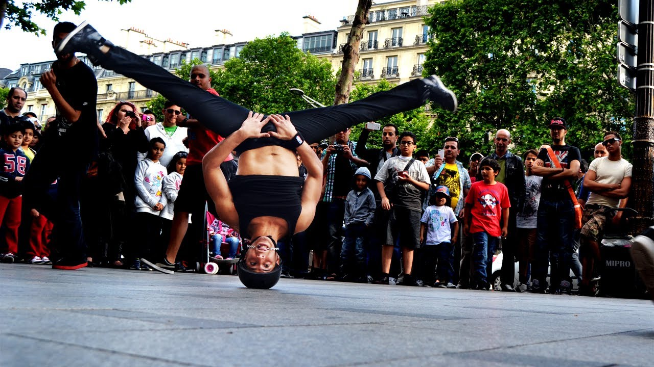 El breakdance será un deporte oficial en los Juegos Olímpicos París 2024