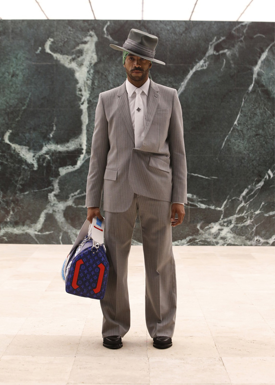 Louis Vuitton AW 2021. Fotografía: Louis Vuitton