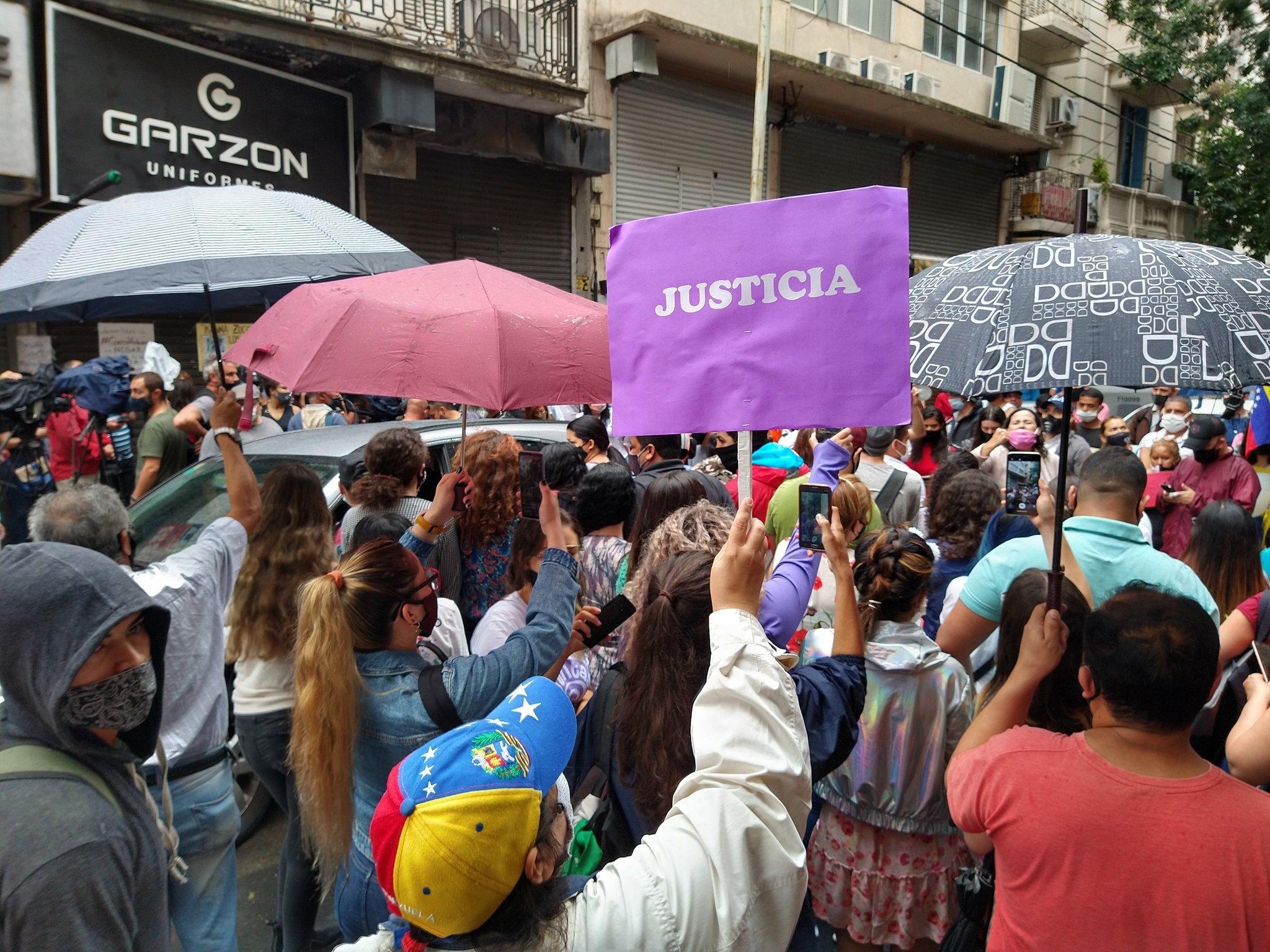Argentina: Sociedad civil exige justicia para el caso de joven venezolana violada por su empleador en Buenos Aires