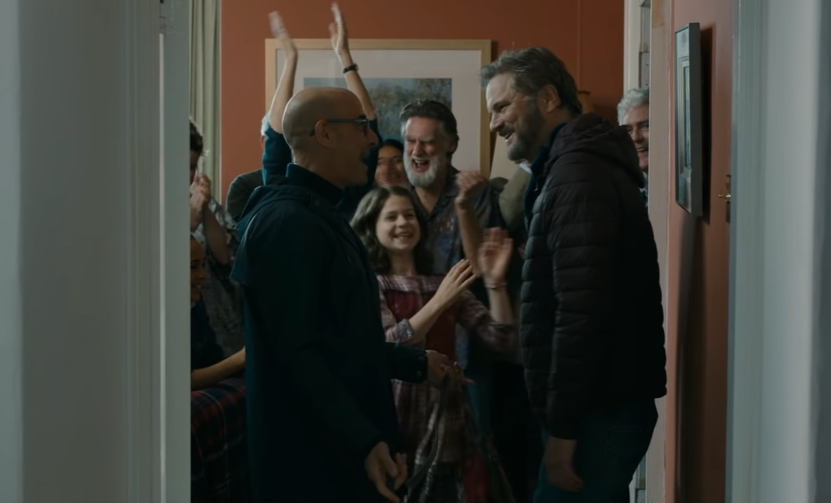 """""""Supernova"""": Colin Firth y Stanley Tucci buscan el Oscar con este conmovedor drama LGBTQI+"""