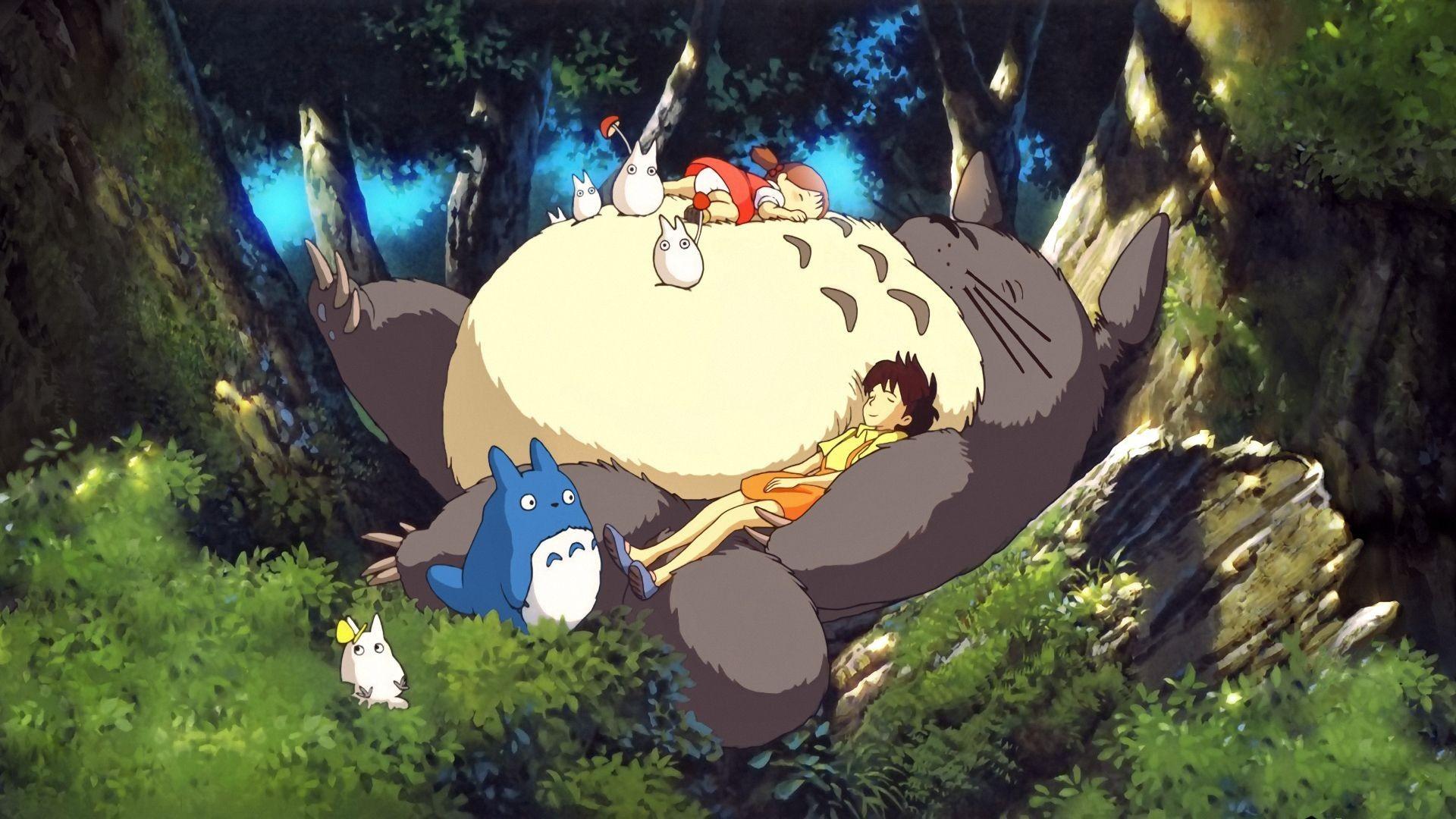 Calma tu ansiedad con este video de 30 minutos de relajantes imágenes de Studio Ghibli