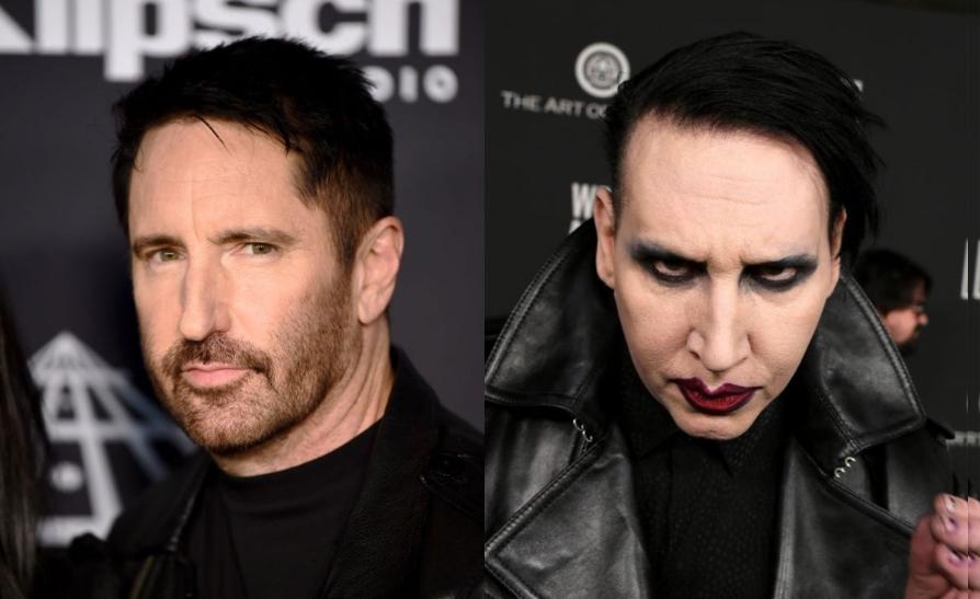 """Trent Reznor arremete contra Marilyn Manson: """"Durante años he manifestado mi desagrado por él como persona y corté lazos con él hace 25 años"""""""