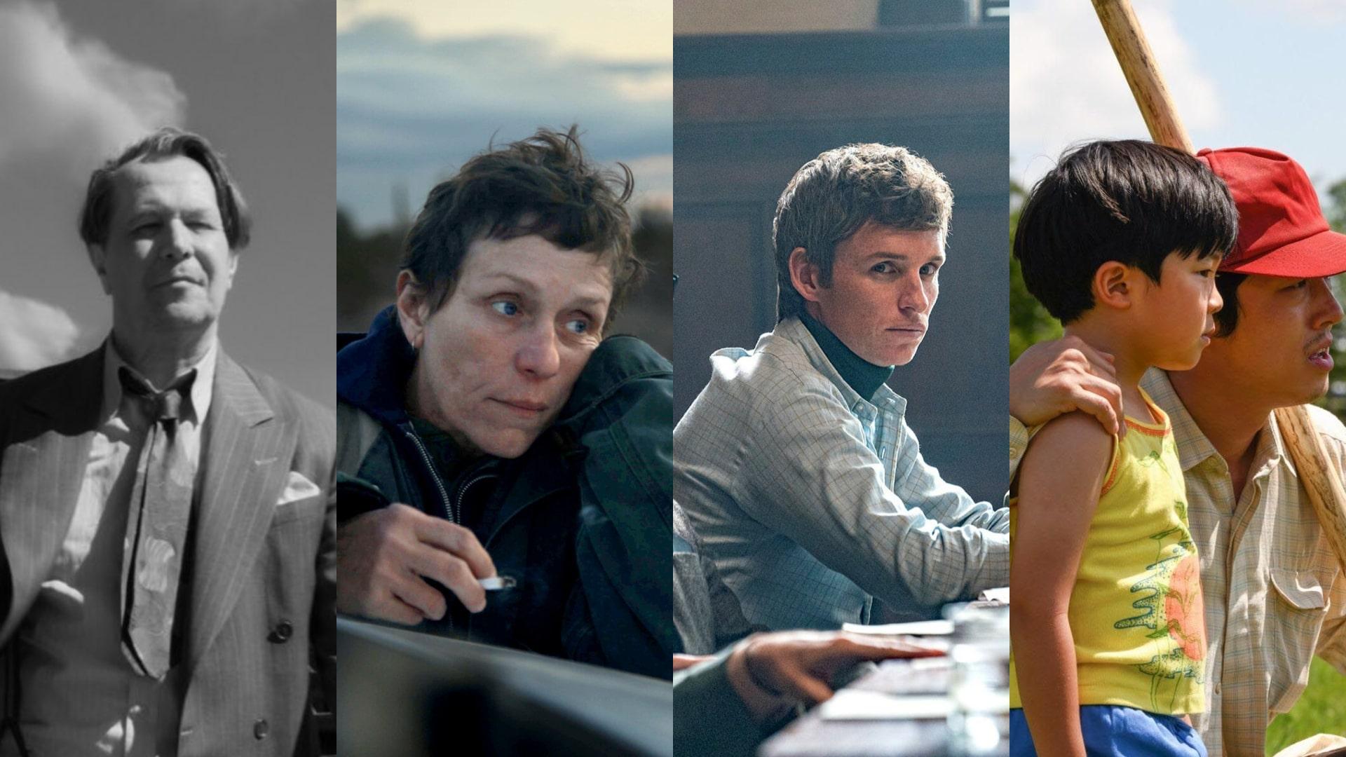 """Estas son las nominaciones al Oscar 2021 con """"Mank"""" y """"Nomadland"""" a la cabeza"""