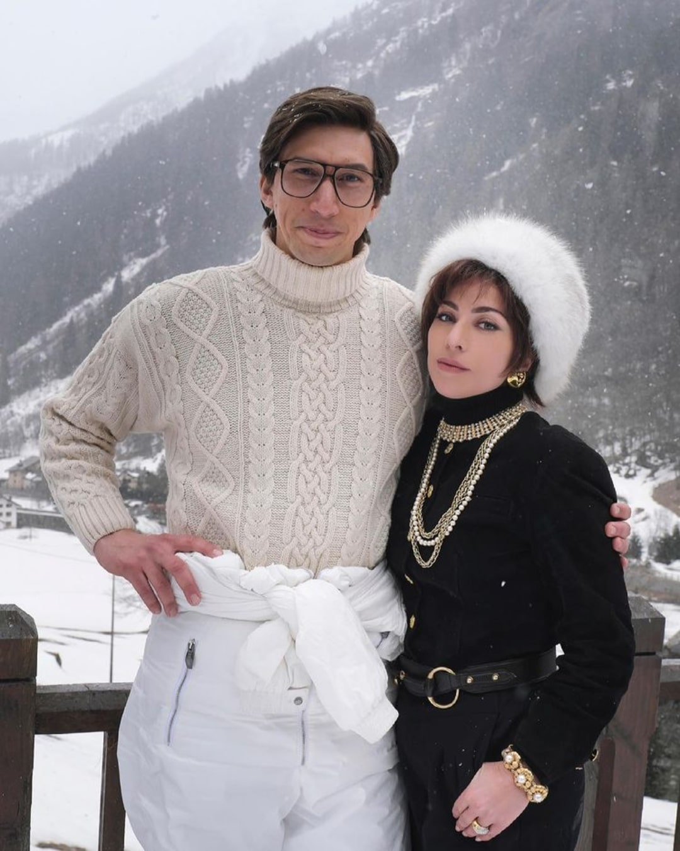 """Todo lo que sabemos de """"House of Gucci"""", la nueva película de Lady Gaga y Adam Driver"""