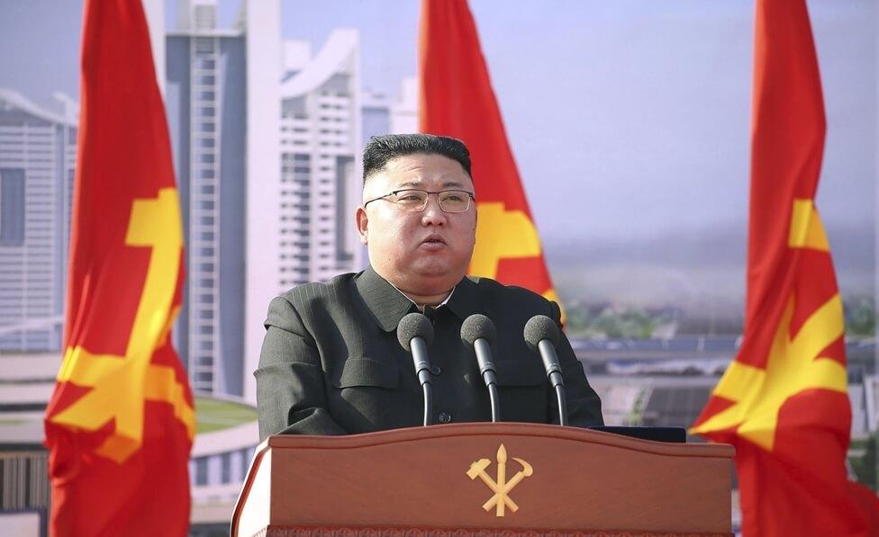 Kim Jong Un admitió que Corea del Norte está en su peor crisis hasta el momento