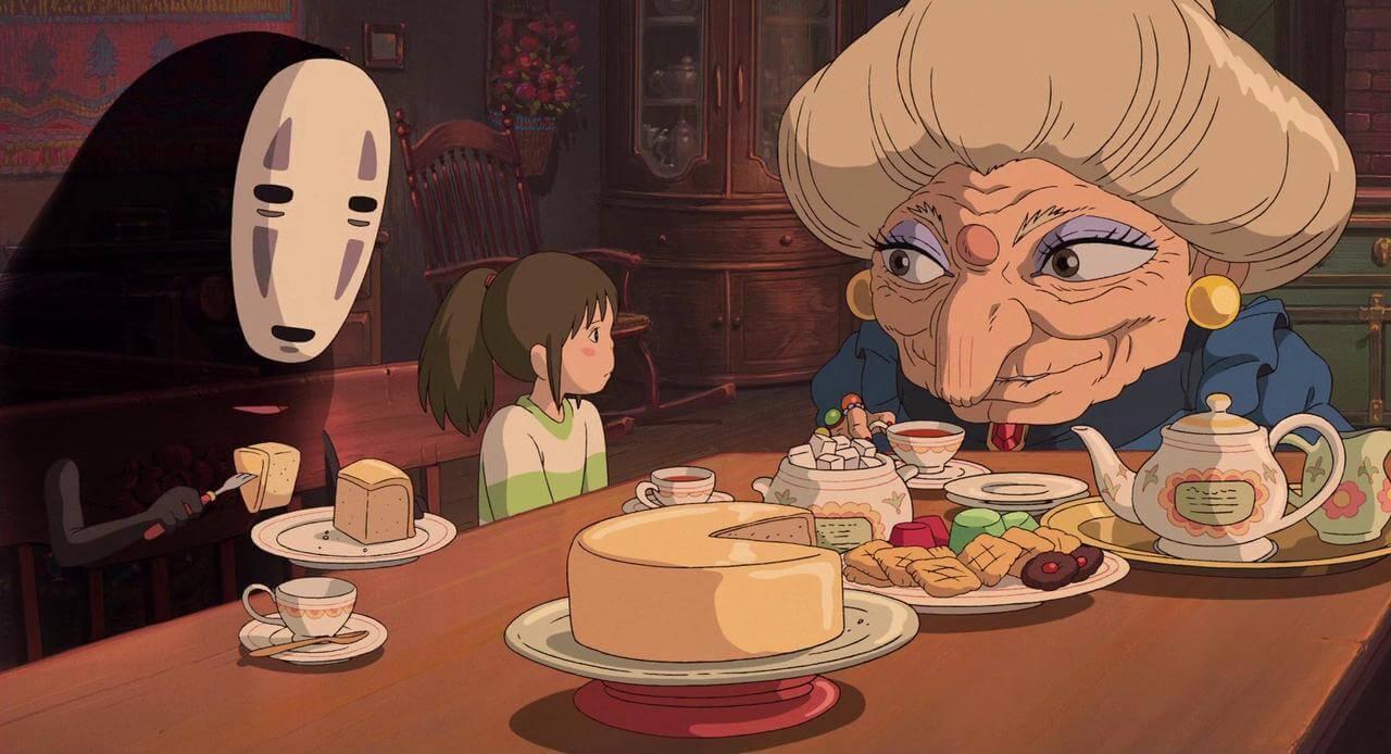 Por fin sabemos la razón por la que la comida animada de Studio Ghibli es tan tentadora