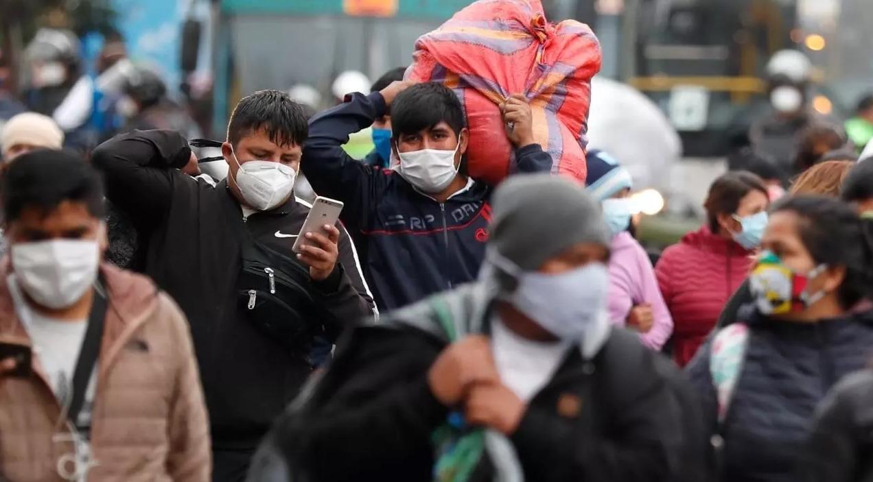 Coronavirus: Nueva variante podría estar circulando en Perú y Chile; EE.UU. donará vacunas AstraZeneca