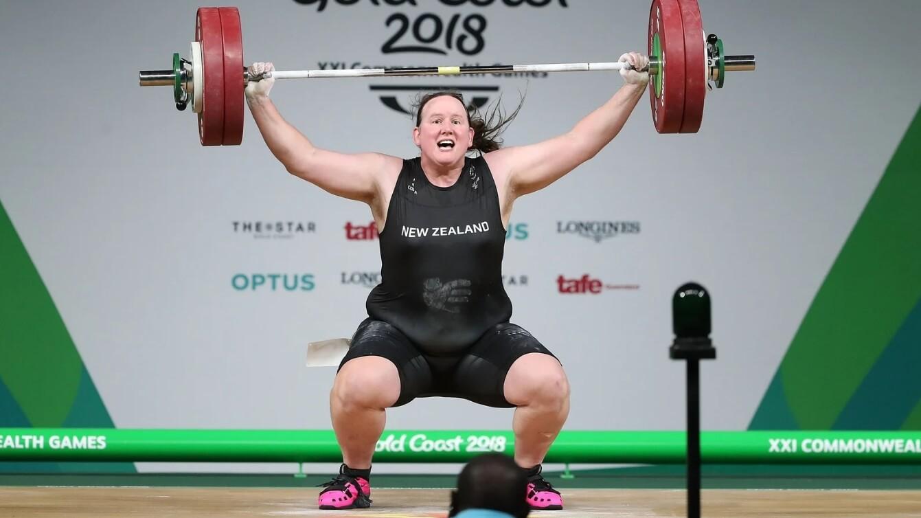 Laurel Hubbard podría ser la primera atleta trans en competir en los Juegos Olímpicos