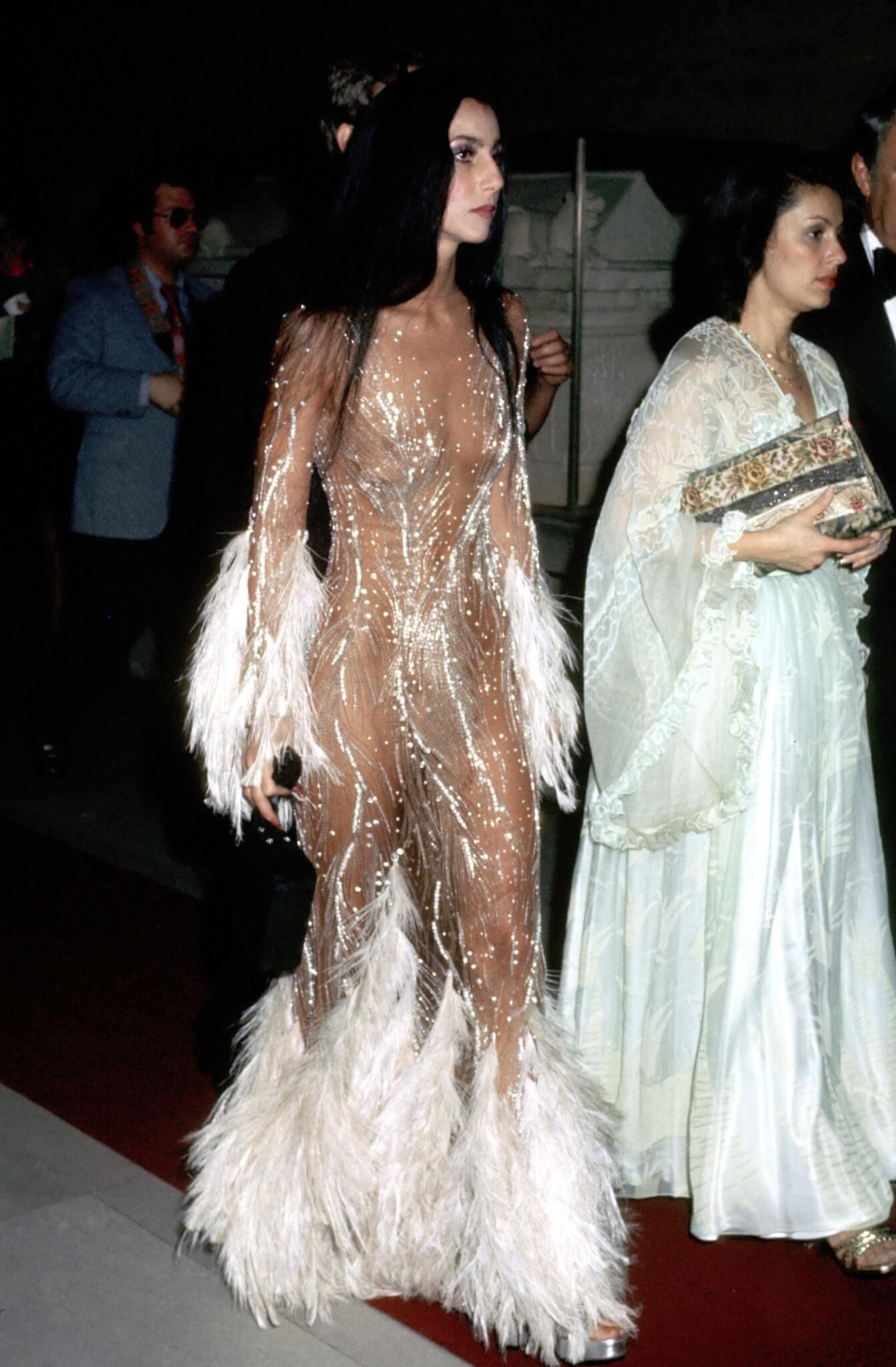 Cher. Fotografía: Getty