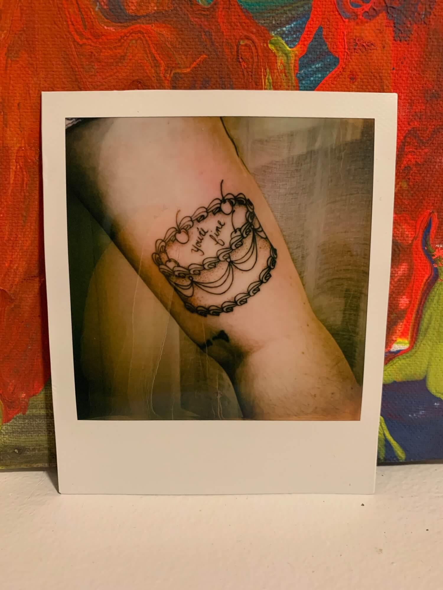 Conoce los tatuajes semipermanentes que desaparecen en un año