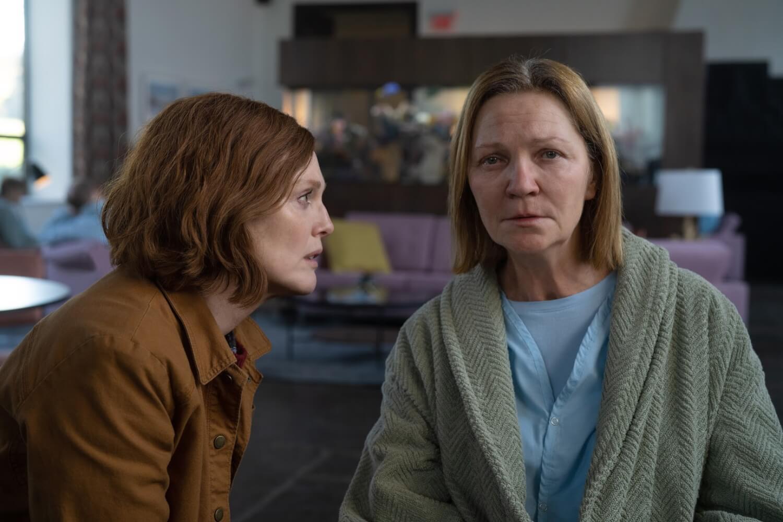 "5 razones para ver ""Lisey's Story"", la nueva miniserie de Stephen King con Julianne Moore"