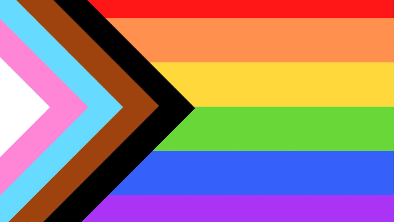 Siente orgullo de ti misme, de tus amigos y tu familia LGBTQI+