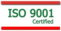 ISO 9001 certification in California