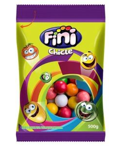 Chicle Bolão 500g - Fini