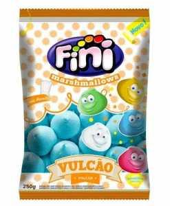 Marshmallows Vulcão Azul 250g - Fini