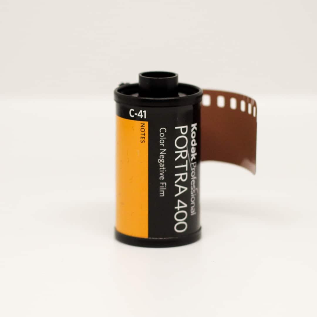 Pellicola 35mm Rullino Colore Kodak Portra 400 135-36